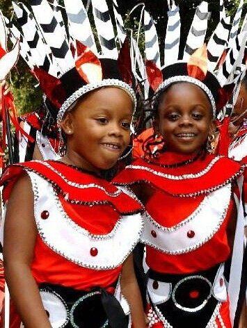 六一儿童节-非洲