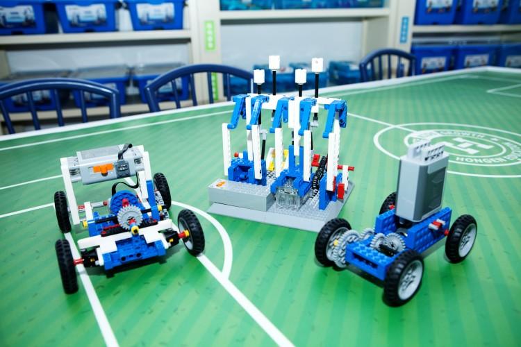 机器人科技馆3