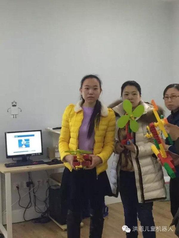 机器人课程观摩4